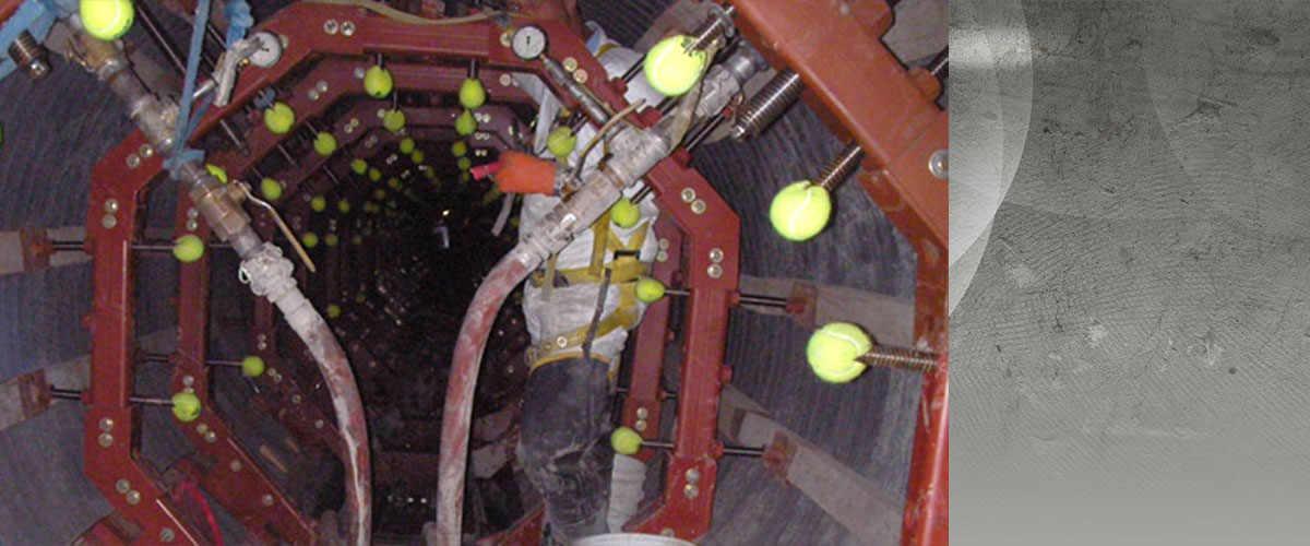 Your Company for Underground Structure Stabilization